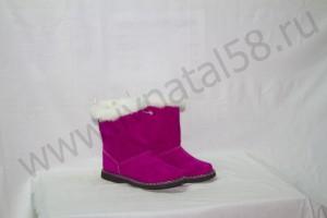 Угги   женские, на  микропоре, голенище - меховая опушка, Союзка -  обувной велюр, внутри - овчина. Размер 36-42 Оптовая цена 1 700 рублей